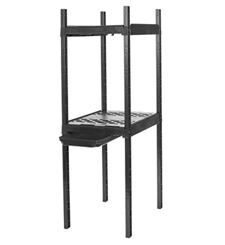 It's Academic Adjustable Double Locker Shelf, Colors May Vary (5001)