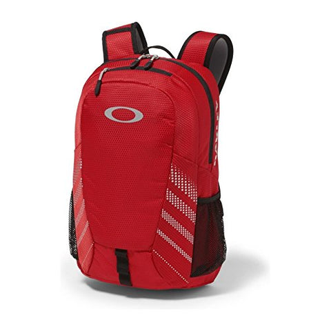 Oakley Men's 20L Tech Sport Backpack 20L capacity Red Line