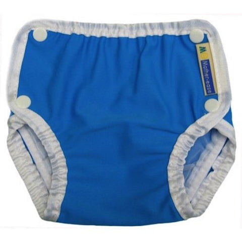 Mother-Ease Swim Diaper - Blue - X-Large (33-40 lbs) X-Large (33-40 lbs)