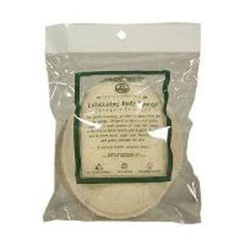 Earth Therapeutics Body Sponge,Exfol,Oval 3Pk