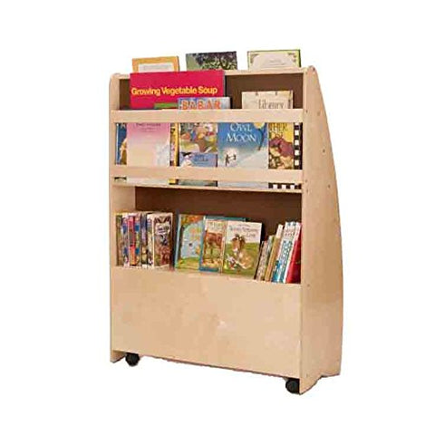 Whitney Brothers WB4131 Book Display