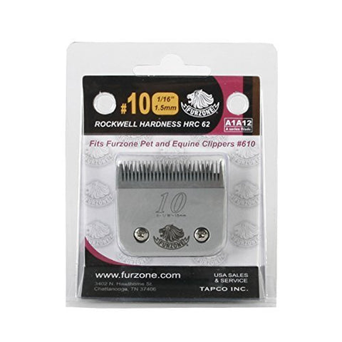 Furzone Standard No.10 Detachable Clipper Blades
