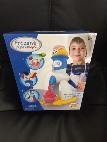 Jupiter Frozen Yogurt Magic Building Kit