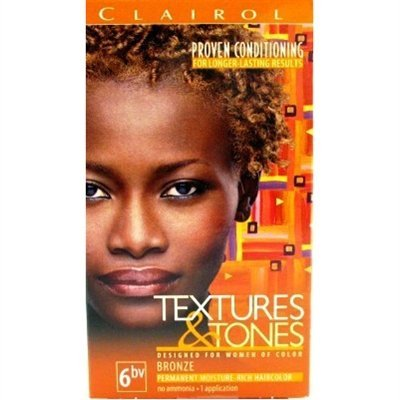 Clairol Text & Tone Kit #6Bv Bronze (6 Pack)