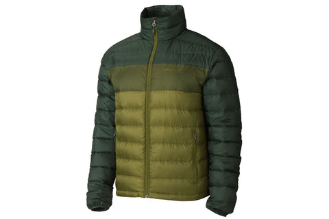 Marmot Men's Ares Jacket Moss/Midnight Forest Large