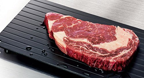 Neo Super Defrosting Tray - The Safest Way to Defrost Meat or Frozen Food Quickly (3)