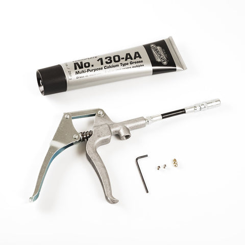 Max-Prop Grease Kit Feathering Propeller (Lubriplate LU130-AA + Pistol Style Grease Gun + Fittings)