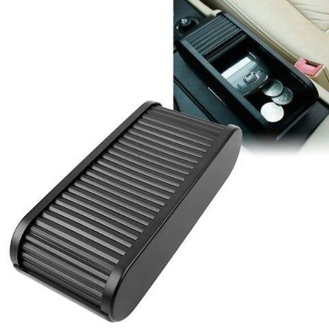 For Car Plastic Pocket Telescopic Dash Coins Case Storage Box Holder Container Style