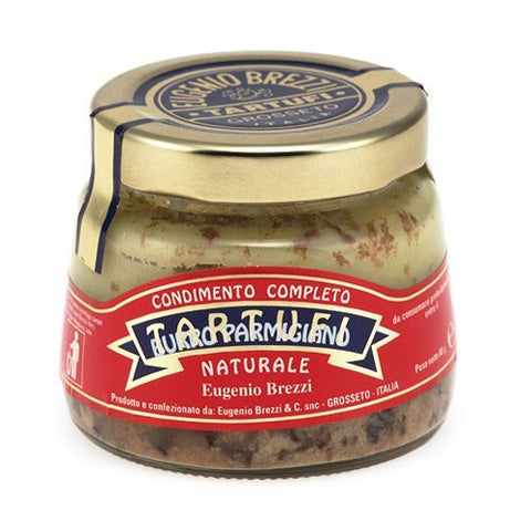 Italian White Summer Truffle, Butter with Parmesan - 3 oz