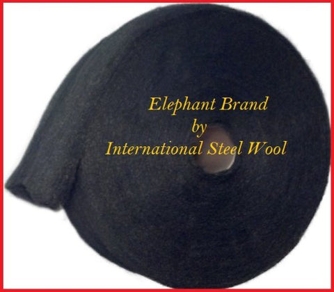 #00 Steel Wool, 5 lb Roll