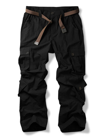 Jessie Kidden Men's Outdoor Casual Quick Dry Lightweight Breathable Hiking Fishing Cargo Pants with 8 Pockets