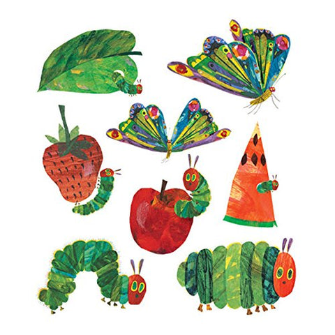 Tattly Temporary Tattoos The Very Hungry Caterpillar Set