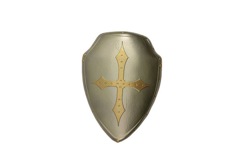 Hero's Edge G-L02 Latex Rubber Foam Crusader Battle Shield Larp