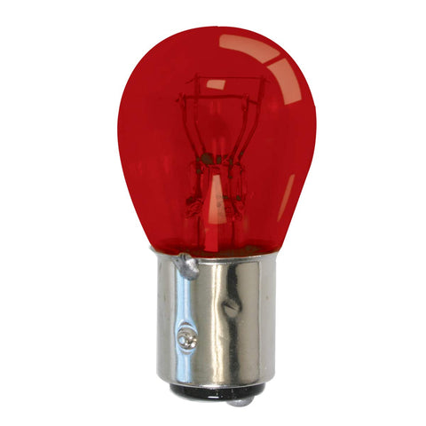 Grand General 84043 Light Bulb (1157 Red Glass) #1157
