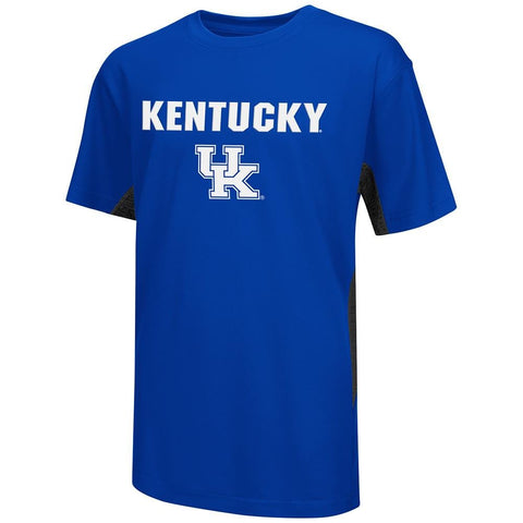 Youth NCAA Kentucky Wildcats Short Sleeve Tee Shirt (Team Color) X-Large (20)