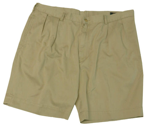 Polo Ralph Lauren Flat Front Chino Short 40 Tan