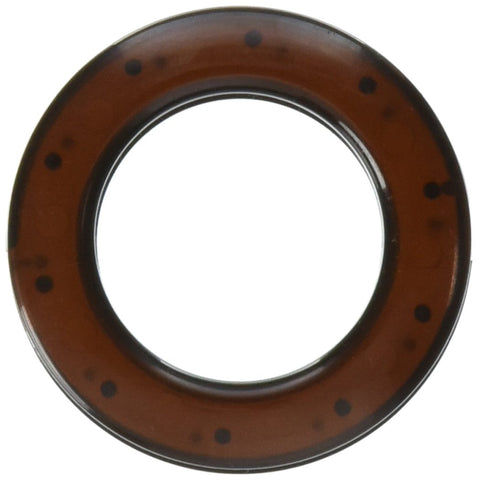 Dritz Home 44376 Round Curtain Grommets, 1-Inch, Bronze (8-Piece)