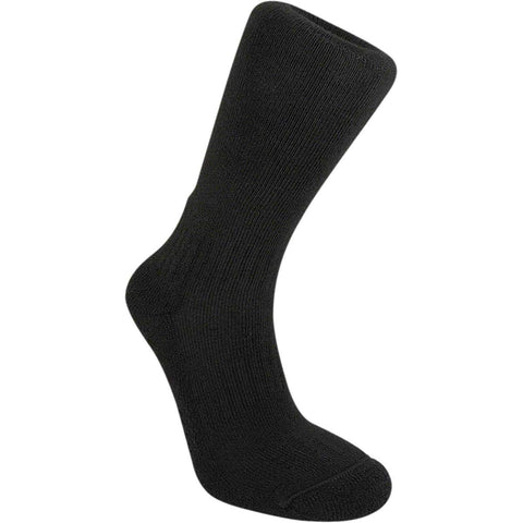 Bridgedale Lightweight Boot Height - Merino Endurance Socks Black Medium