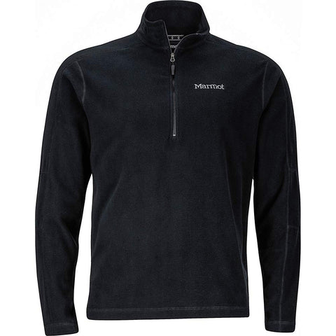 Marmot Men's Rocklin 1/2 Zip Black Small