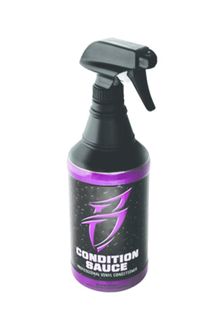 Boat Bling Condition Sauce Premium Interior Moisturizer w/UV Protection, 20 oz.