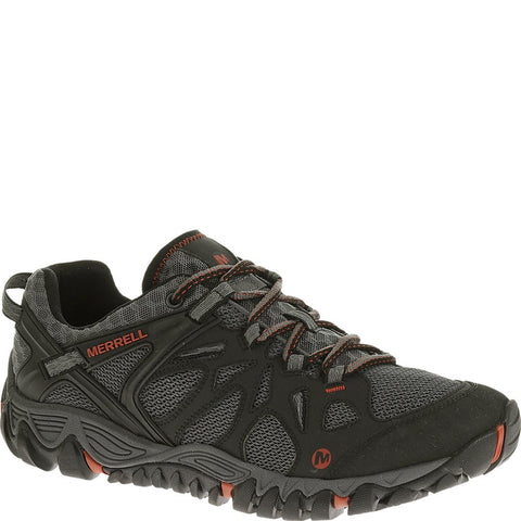 Merrell Men's J65105 9.5 Black/Red