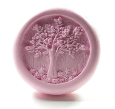 Life Tree Soap Molds Silicone Soap Mold Craft Molds DIY Handmade Longzang Mold (S424) S424