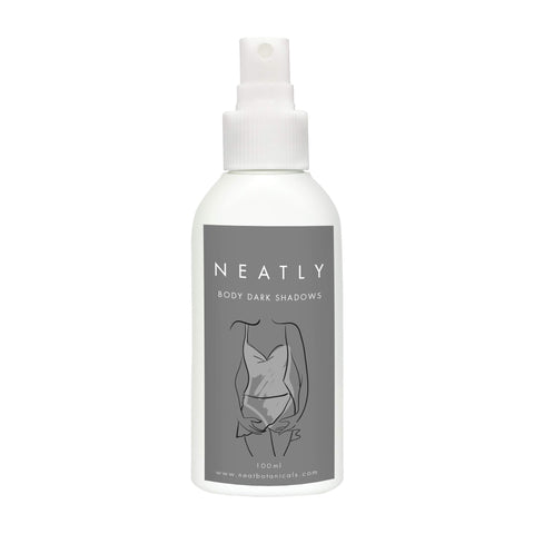 Dark spot corrector spray by NEATLY shadow remover | 100 ml spray bottle | Organic skin care | Anti spot spray | Alternative to skin lightening cream