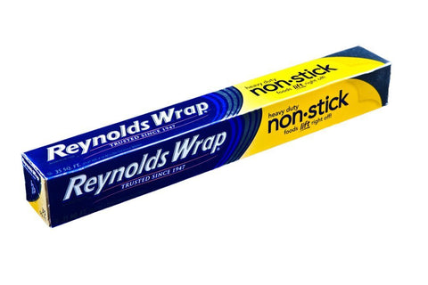 "Reynolds Wrap Release Non-stick Aluminum Foil 12"", 35 Sq Ft (Pack of 6)"