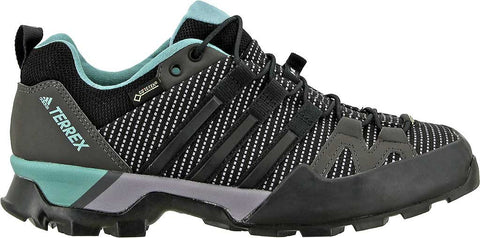 adidas outdoor Womens Terrex Scope GTX 6.5 Trace Grey, Black, Vapour Steel