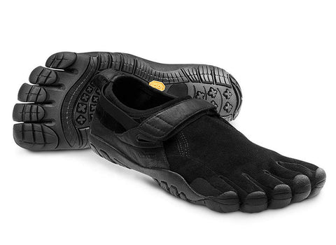 Vibram Five Fingers Men's KSO Trek Trail Hiking Black Shoe 40 EU/8-8.5