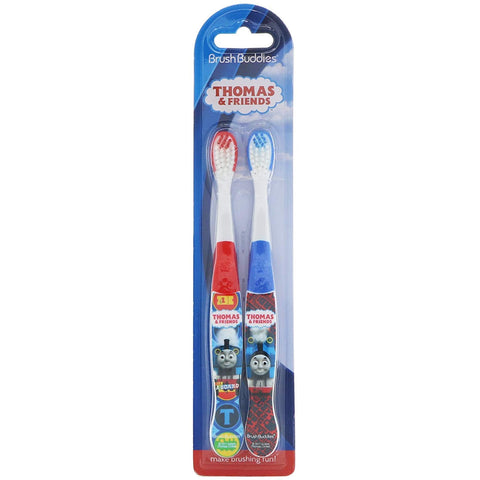 Thomas and Friends Children's Manual Toothbrushes 1 Pack