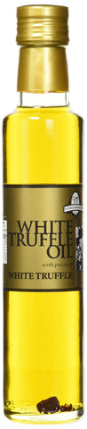 White Truffle Oil | 250ml/8.45Oz Glass Bottle | InterGourmandise | Super concentrated