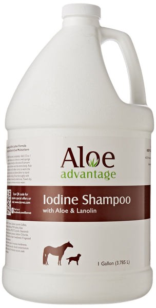 Aloe Advantage Aloe Iodine Shampoo 1 Gallon