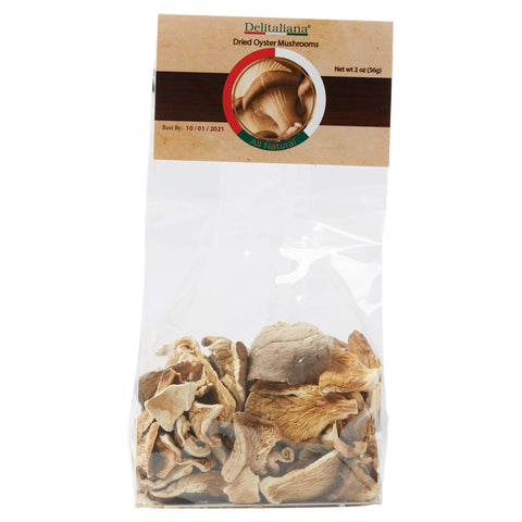 Dried Oyster Mushrooms 2 Ounce