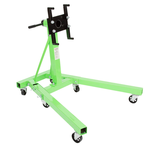 OEMTOOLS 24834 Folding Engine Stand (1-Ton)