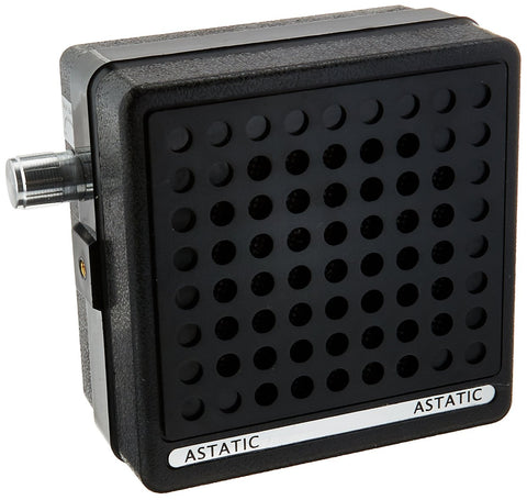 Astatic 302-VS7 10W/8Ω Noise Cancelling External Cb Speaker