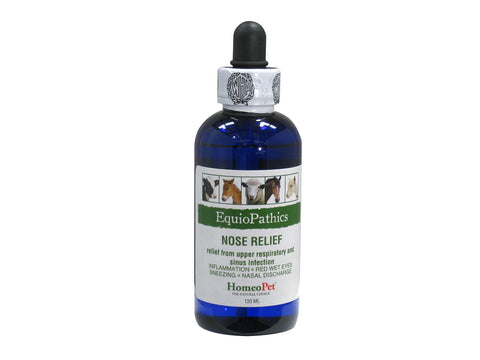 HomeoPet EquioPathics Nose Relief Drops, 120ml