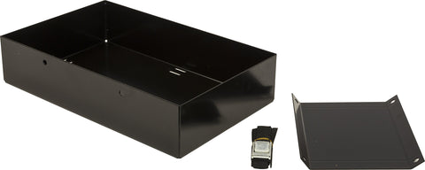 Buyers LT30 2-1/2 or 5 Gallon Rectangular Poly Gas Can Landscape Truck & Trailer Rack
