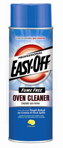Easy-Off Professional Fume Free Max Oven Cleaner, Lemon 24 Ounce 24 Ounce (Pack of 1)