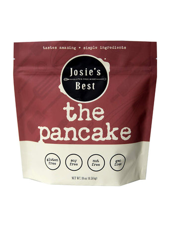 Josie's Best Gluten Free Pancake Mix, 18oz 18.0 ounces