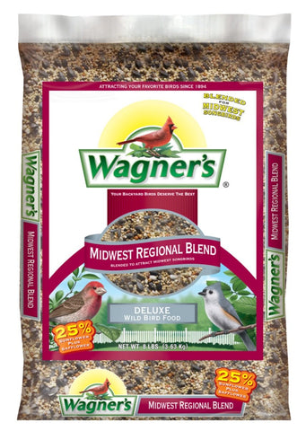 Wagner's 62009 Midwest Regional Blend, 8-Pound Bag