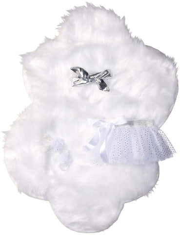 TOBY Baby Girls 4pc Tutu Box Set Newborn Silver