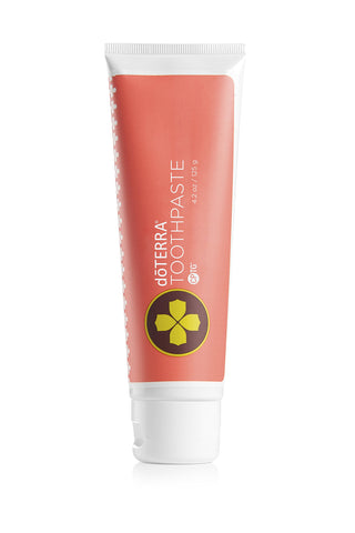 doTERRA - On Guard Natural Whitening Toothpaste