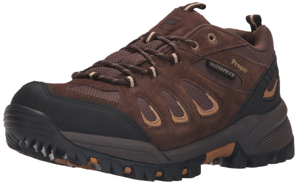 Propet Men's Ridge Walker Low Boot Brown 15 XX-Wide