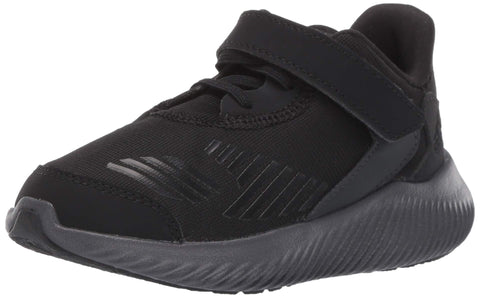 adidas Kids' Alphabounce Rc 2 Toddler (1-4 Years) 9.5 Toddler Black/Black/Carbon