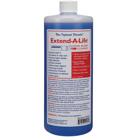 Top Performance Extend-A-Life Clipper Blade Rinse, 16-Ounce 32 Ounce