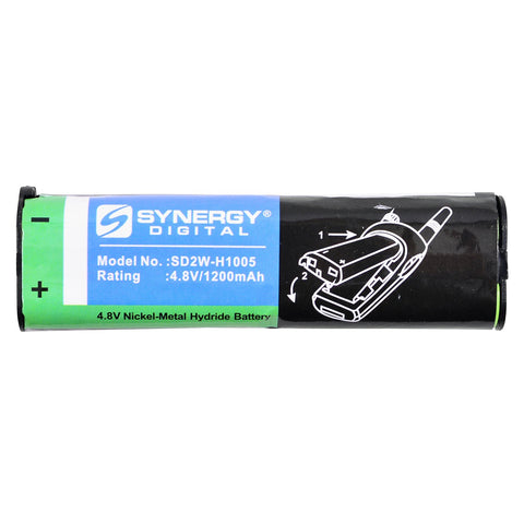 Motorola KEBT-047-1 2-Way Radio Battery (Ni-MH 4.8V 1200mAh) Rechargeable Battery - replacement for Motorola NNTN4190 Battery