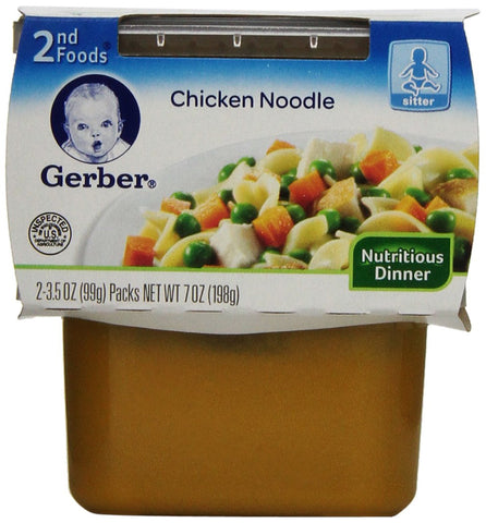Baby Products:Feeding:Baby Foods
