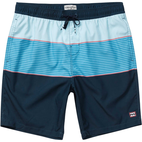 Billabong Boys' Tribong Layback Boardshort Little Boys 2T Blue