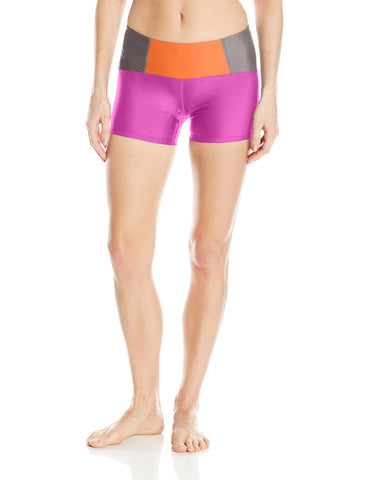 prAna Women's Rai Swim Shorts, Small, Orchid Bloom